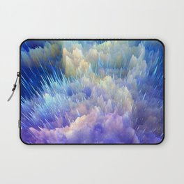 Majestic Clouds of Heaven Laptop Sleeve