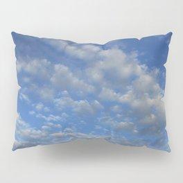 Cloudy sky Pillow Sham