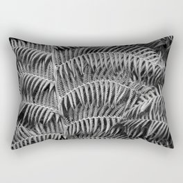 Darkness falls in the forest Rectangular Pillow