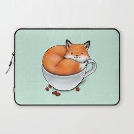 Foxuccino Laptop Sleeve