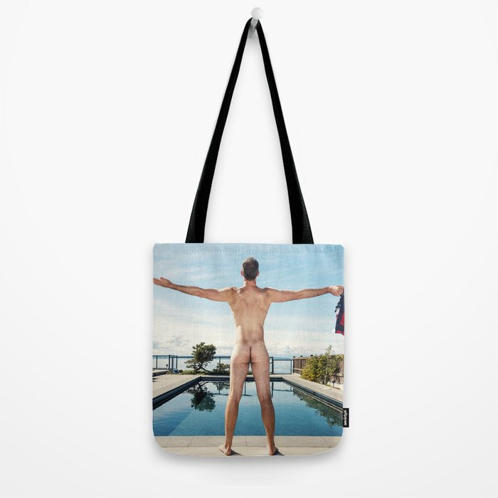 Freedom In Summer Tote Bag