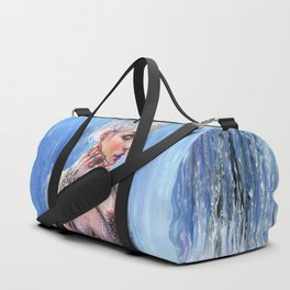 THE MIRROR OF REASON Duffle Bag