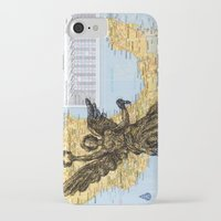 mexico iPhone & iPod Cases featuring Mexico  by Ursula Rodgers