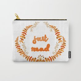 Just read (fall colours) Carry-All Pouch