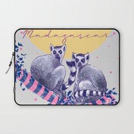 Lemur Catta in Madagascar Laptop Sleeve