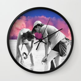 Can you see it? Wall Clock