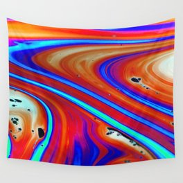 Soapy Wall Tapestry