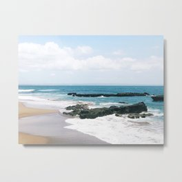 Bali beach Metal Print