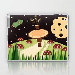 Mushroom Mission Laptop & iPad Skin