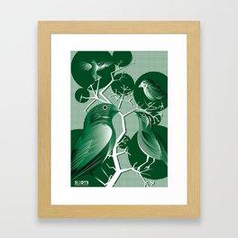 Natural Selection Framed Art Print