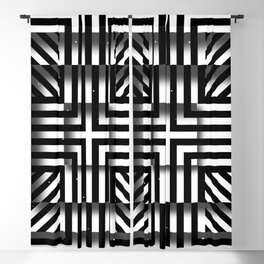 Core processor (b/w) Blackout Curtain