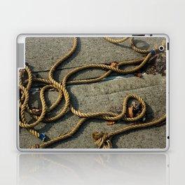 Maritime Ropes Laptop & iPad Skin