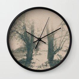 the light between Wall Clock