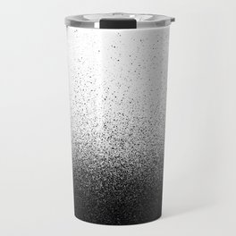 DUST / black Travel Mug
