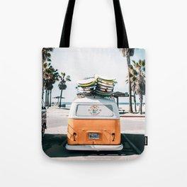 Surf Van Tote Bag