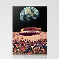 concert Stationery Cards featuring Concert by Martin Carri
