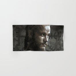 Ragnar Lodbrok - Vikings Hand & Bath Towel