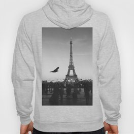 Eiffel Tower (Paris, France) Hoody