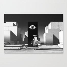 旅行者 | Traveler Canvas Print