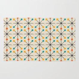 Midcentury Pattern 02 Rug