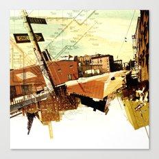 One way to Brooklyn, NY Canvas Print