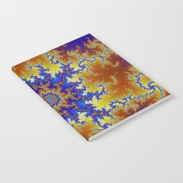 Fractal Checkerboard Notebook