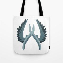 Anti-Terrorist Tote Bag