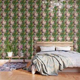 Frida con amigos Wallpaper