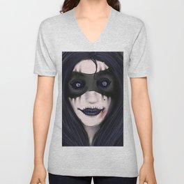 The Black Witch: Witch of Death Unisex V-Neck