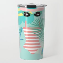 Palm Springs Ready Travel Mug