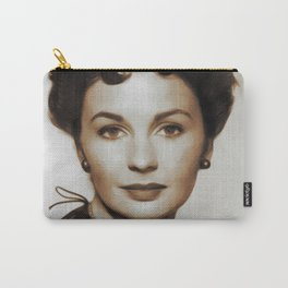 Jean Simmons, Movie Legend Carry-All Pouch