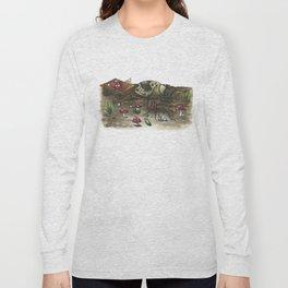 Little Worlds: The Harvest Long Sleeve T-shirt