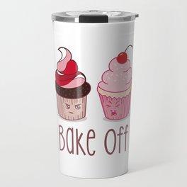 Bake Off Cupcake Wars Travel Mug