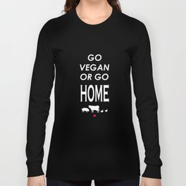 Save the slaughter Long Sleeve T-shirt