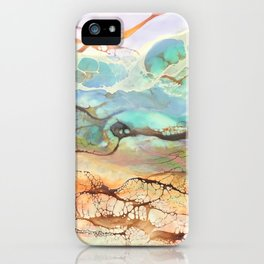 Under Water Living Room iPhone Case