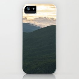 North Georgia Mountains 10 iPhone Case