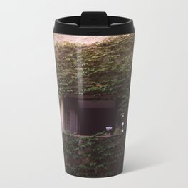 Provence Window Metal Travel Mug