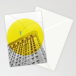 Flatiron building Stationery Cards