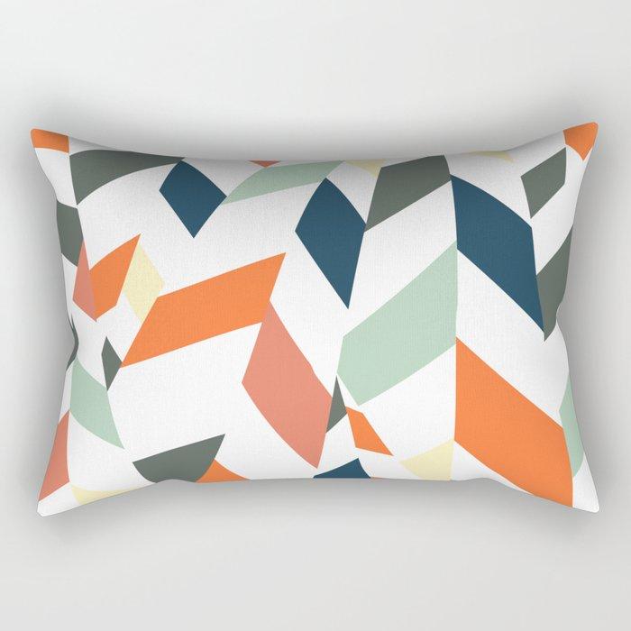 Crossroad Rectangular Pillow