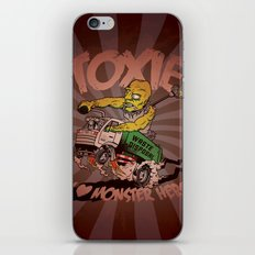 I (HEART) MONSTER HERO iPhone & iPod Skin