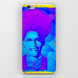 OBAMA for life iPhone Skin