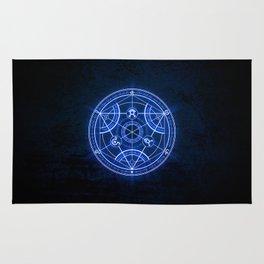 Human Transmutation Circle Rug