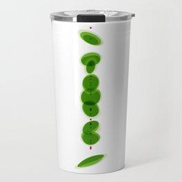 Spora Green Travel Mug