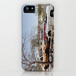 Here are Some Cars iPhone Case
