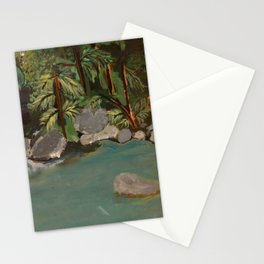 Tropic Vibes Stationery Cards