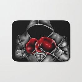 The boxeur Bath Mat