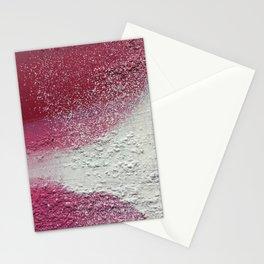 Splatter-Pink Stationery Cards