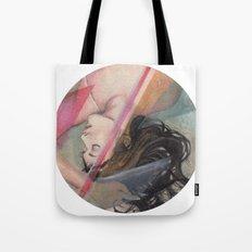 Aqua Tote Bag