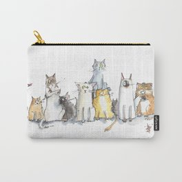 Cat Mates Carry-All Pouch