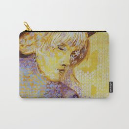 Festival Girl Carry-All Pouch